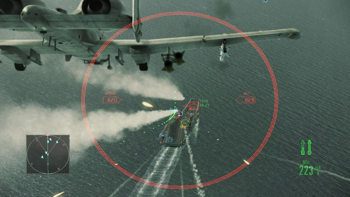 Ace Combat: Assault Horizon (Enhanced Edition) screenshot 9