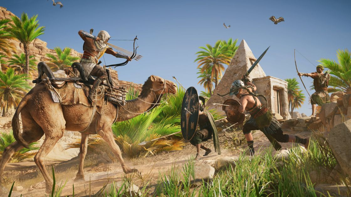 Assassin's Creed: Origins (Gold Edition) screenshot 4