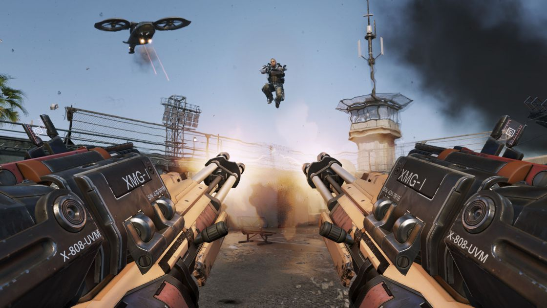 Call of Duty: Advanced Warfare - Day Zero (DLC) screenshot 3