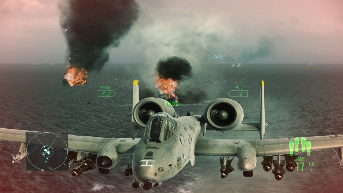 Ace Combat: Assault Horizon (Enhanced Edition) screenshot 10