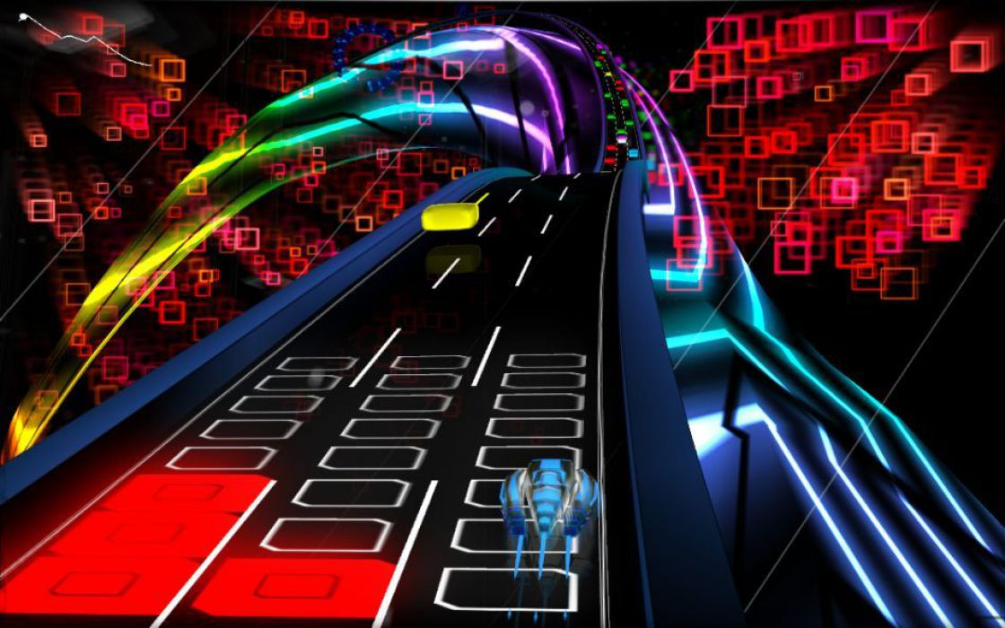 AudioSurf screenshot 10