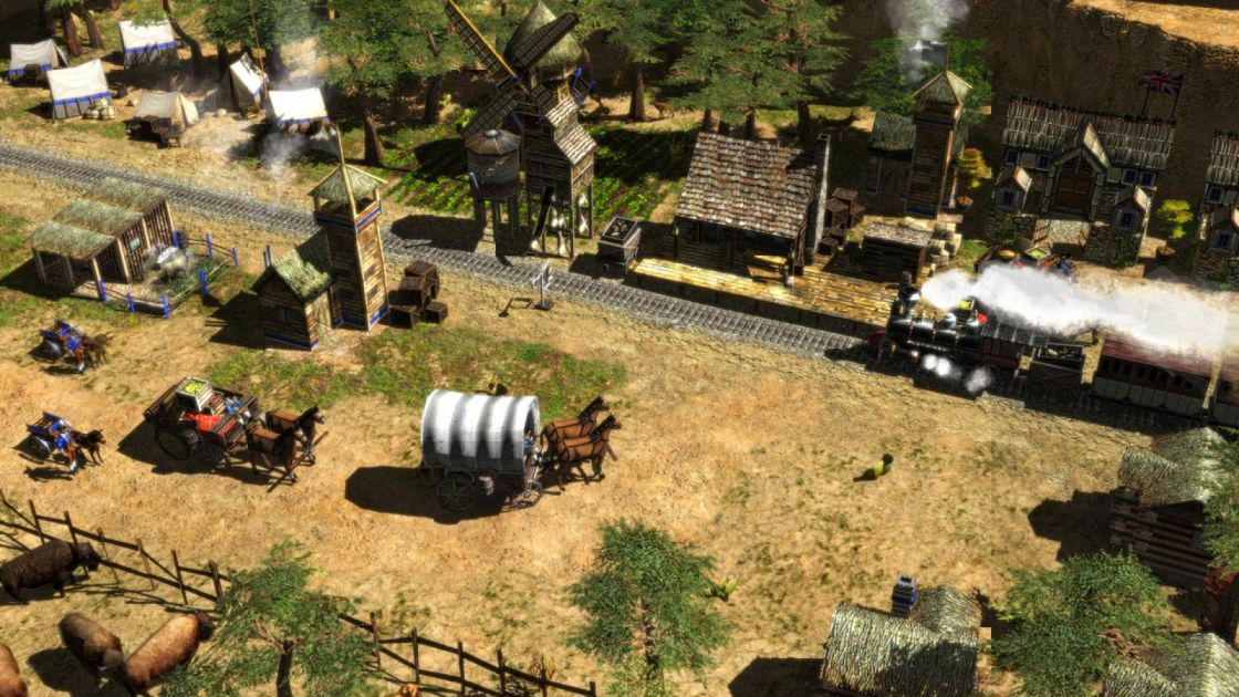 Age of Empires III (Complete Collection) screenshot 16