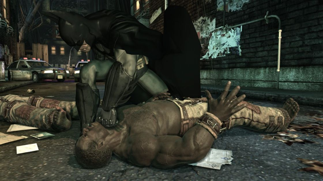 Batman: Arkham Asylum (GOTY) screenshot 3