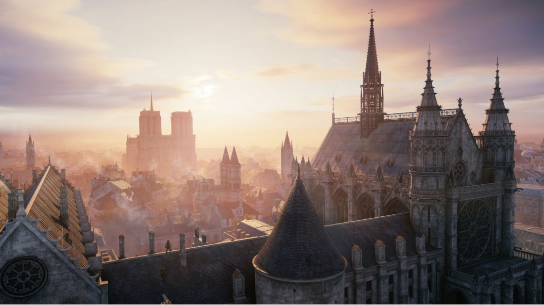 Assassins Creed: Unity Xbox One - screenshot 5