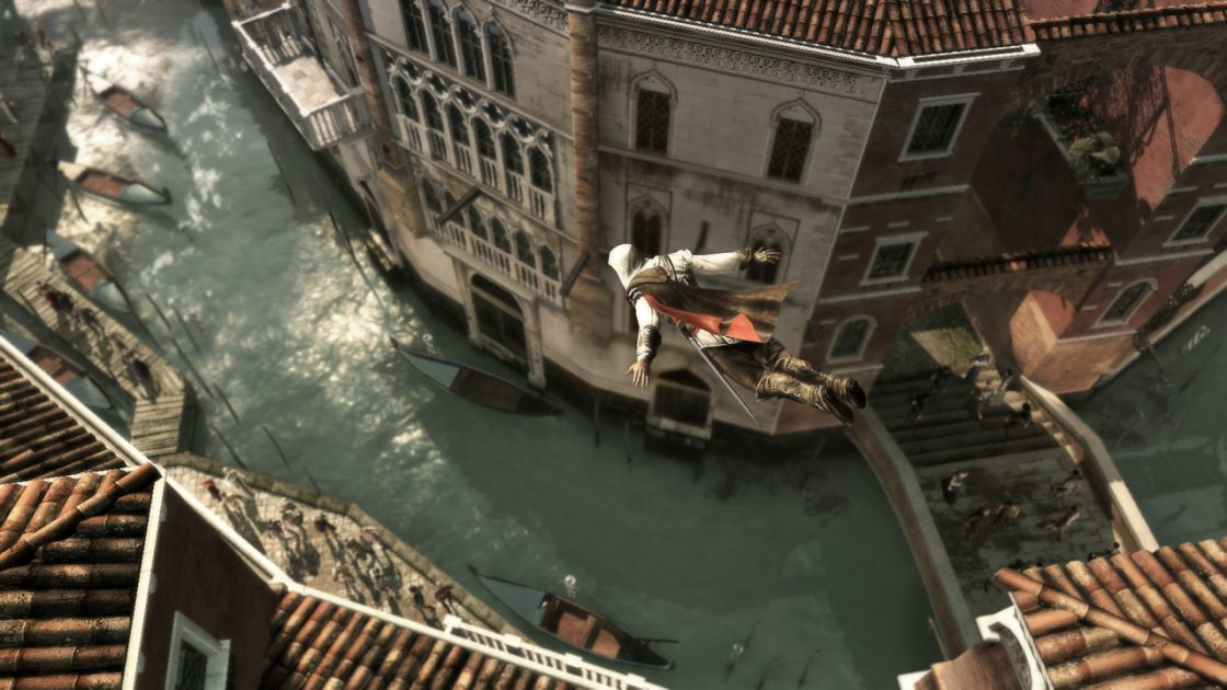 Assassin's Creed II (Deluxe Edition) screenshot 2