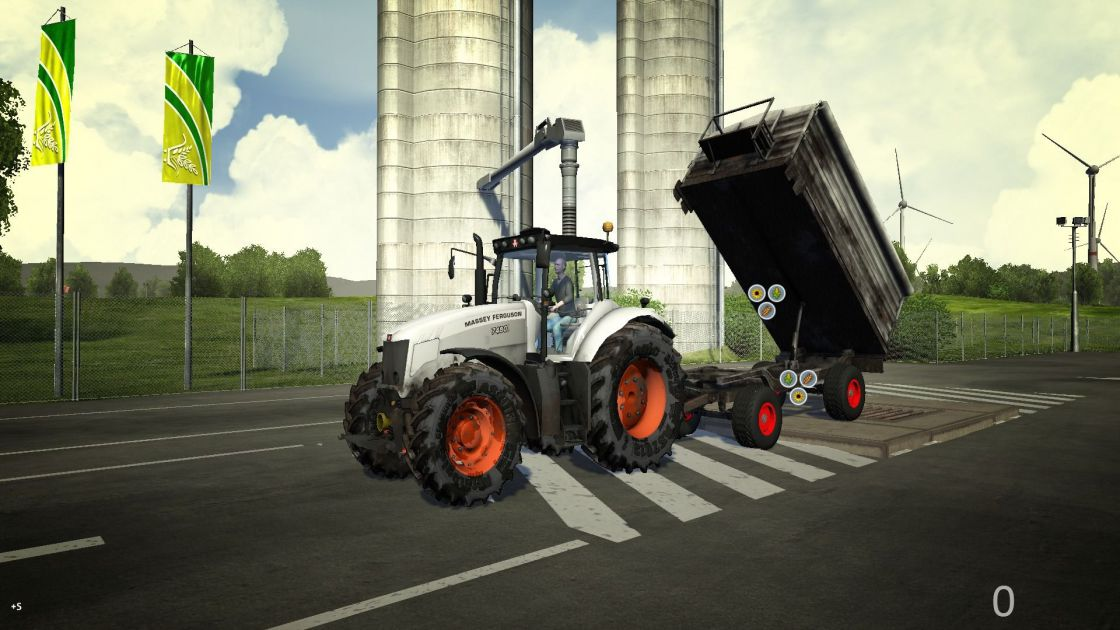 Agricultural Simulator 2013 screenshot 1
