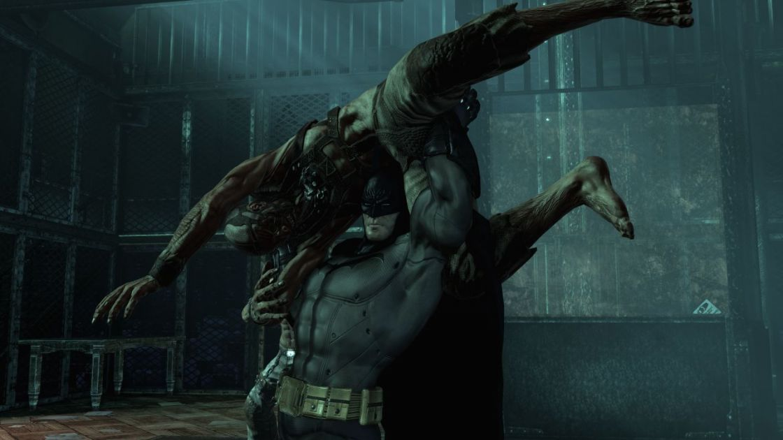 Batman: Arkham Asylum (GOTY) screenshot 1