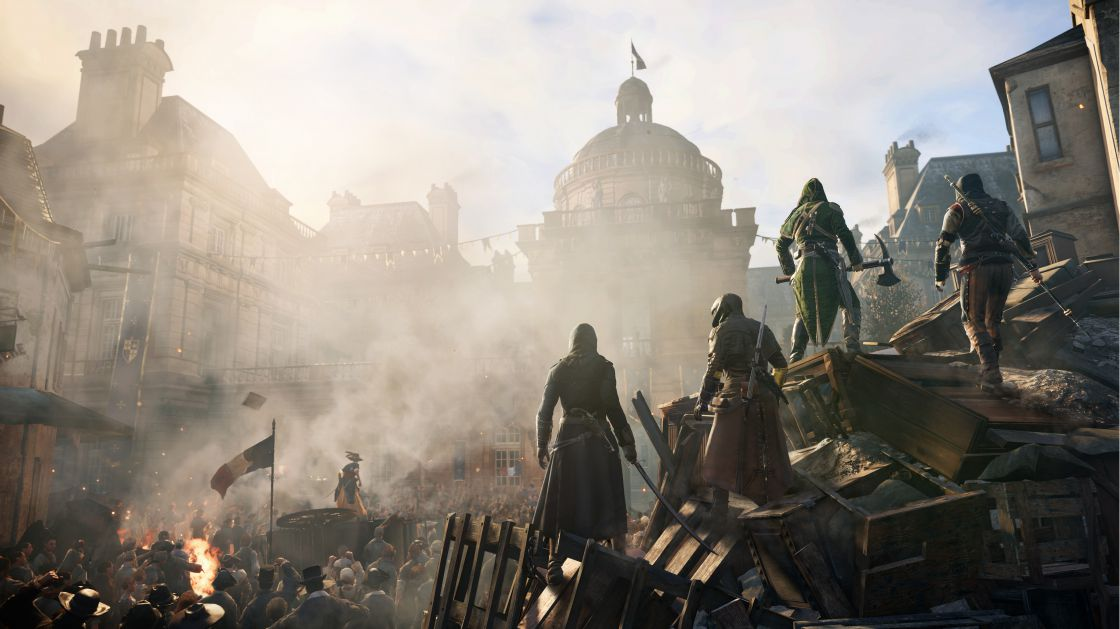 Assassins Creed Unity Chemical Revolution DLC screenshot 5
