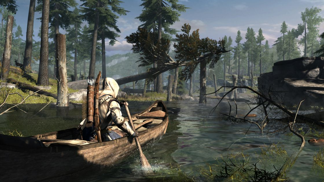 Assassins Creed 3 screenshot 4
