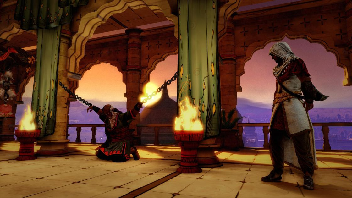 Assassin's Creed Chronicles: India screenshot 7
