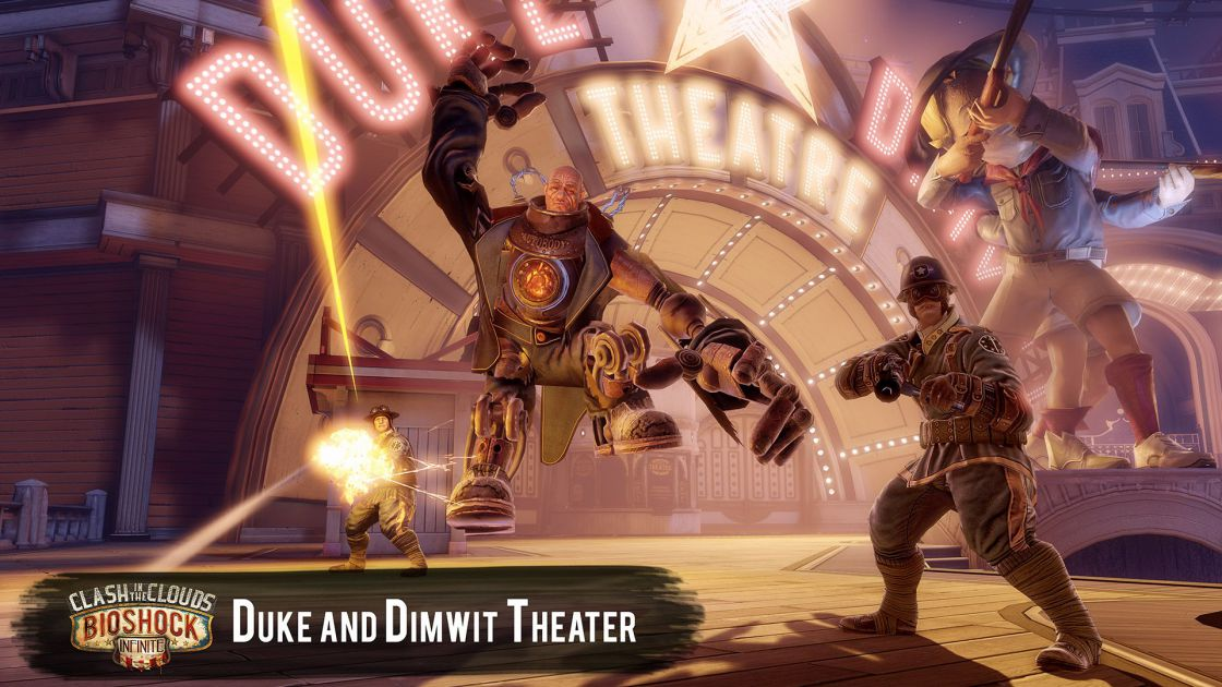 BioShock Infinite - Season Pass (DLC) screenshot 13