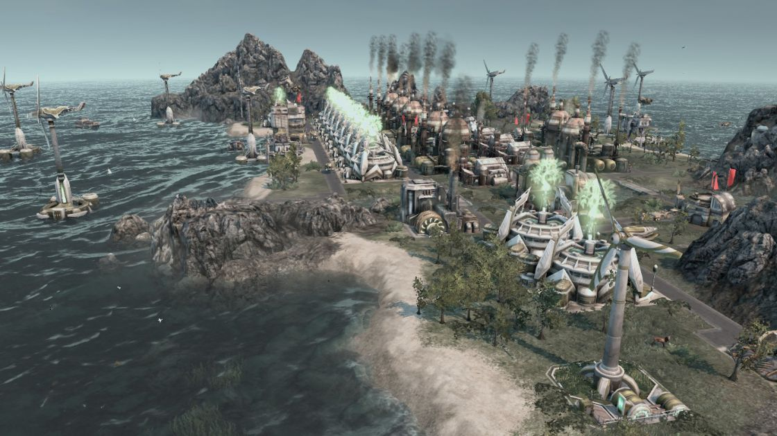 Anno 2070 (Complete Edition) screenshot 9