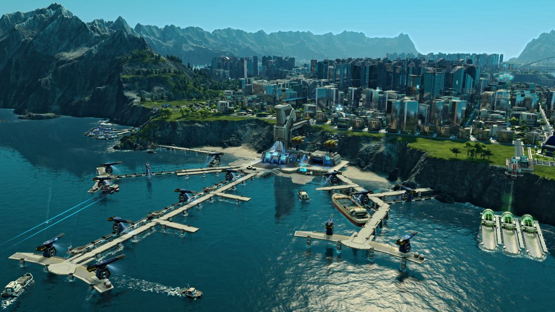 Anno 2205 - Season Pass (DLC) screenshot 9