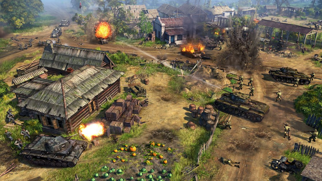 Blitzkrieg 3 screenshot 6