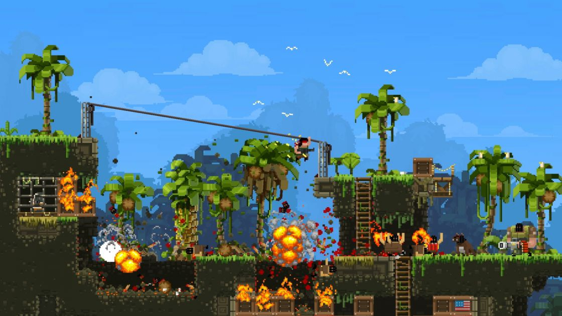 Broforce screenshot 12