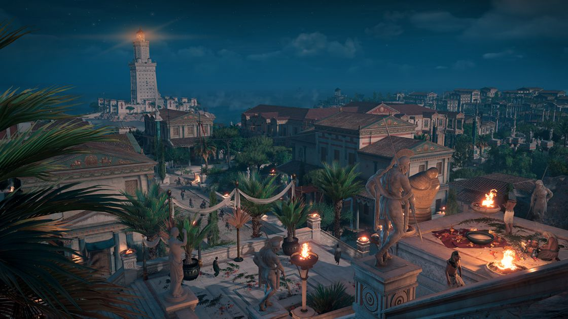 Assassin's Creed Bundle (Incl. Assassin's Creed Origins + Assassin's Creed Rogue) screenshot 6