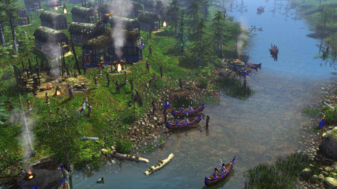 Age of Empires III (Complete Collection) screenshot 12