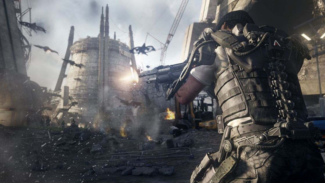 Call of Duty: Advanced Warfare (Day Zero Edition) screenshot 5