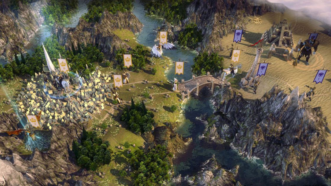 Age of Wonders 3 screenshot 4