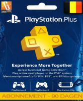 Playstation Network Card (PSN) 90 day (Belgium)