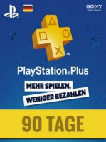 PlayStation Network Card (PSN) 90 Days (German)