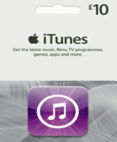 iTunes £10 Gift Card