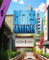 Cities: Skylines - Content Creator Pack: Modern Japan (DLC)
