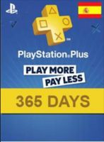 PlayStation Network Card (PSN) 365 Days (Spain)