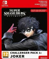 Super Smash Bros Ultimate Joker Challenger Pack Nintendo Switch