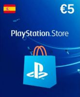 Playstation Network Card (PSN) 5 EUR (Spain)