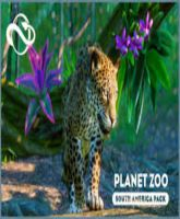 Planet Zoo: South America Pack (DLC)