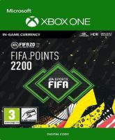 FIFA 20 - 2200 FUT Points (Xbox One)