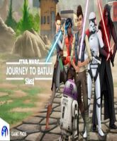 The Sims 4: Star Wars - Journey to Bantuu