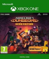 Minecraft: Dungeons (Hero Edition) (Xbox One)