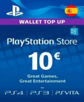 Playstation Network Card (PSN) 10 EUR (Spain)