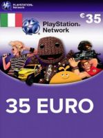 Playstation Network Card (PSN) 35 EUR (Italian)
