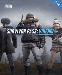 PlayerUnknown's Battlegrounds PUBG - Survivor Pass: Vikendi