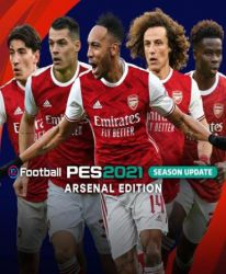 eFootball PES 2021 Season Update (Arsenal Edition) (EU)
