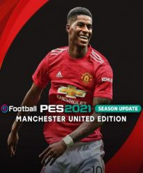 eFootball PES 2021 Season Update (Manchester United Edition) (EU)