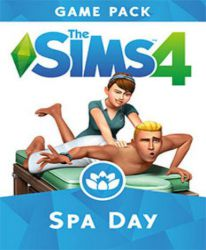 The Sims 4: Spa Day