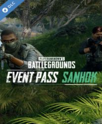 PlayerUnknown's Battlegrounds PUBG - Event Pass: Sanhok
