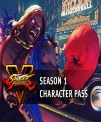 Street Fighter V - Season 1 Character Pass (DLC)