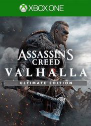 Assassin's Creed: Valhalla (Ultimate Edition) (Xbox One)