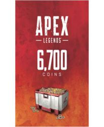 Apex Legends™ - 6700 Apex Coins