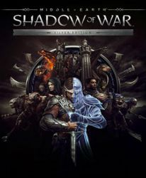 New release: Middle-earth: Shadow of War - (Silver Edition), directe levering & laagste prijs garantie!