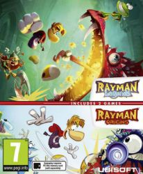 Rayman Compilation: Legends & Origins