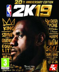NBA 2k19 (20th Anniversary Edition)