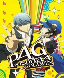 Persona 4 Golden (EU)