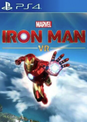 IRON MAN PSVR (PS4)