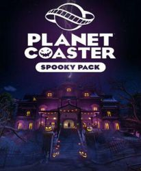Planet Coaster - Spooky Pack (DLC)